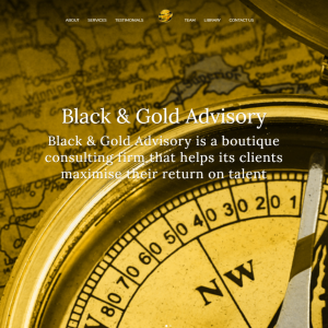 Black & Gold Advisory